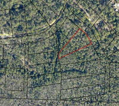 0.98 ACRE LEISURE AVENUE, Holt, FL 32564 - Photo 1