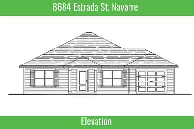 8684 ESTRADA ST, Navarre, FL 32566 - Photo 2