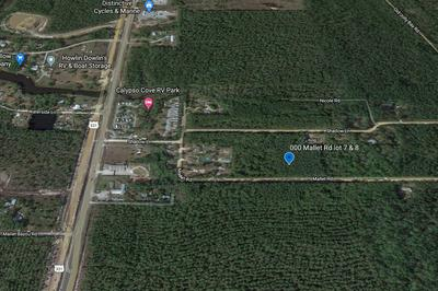 000 MALLET ROAD # LOT 7 & 8, Freeport, FL 32439 - Photo 2