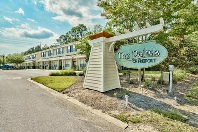 15284 331 BUSINESS HIGHWAY # UNIT 8D, Freeport, FL 32439 - Photo 1