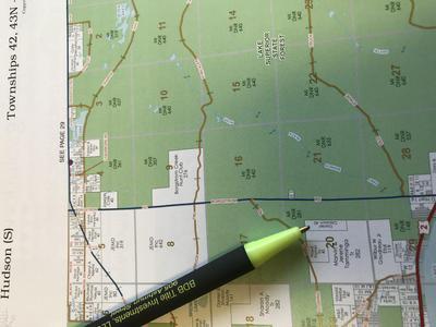 40 ACRES BORGSTROM RD, Naubinway, MI 49762 - Photo 2