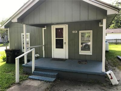 406 PINE ST, Pembroke, NC 28372 - Photo 1