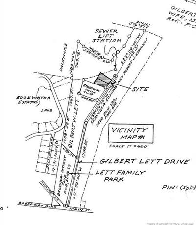 0 GILBERT LETT DRIVE, Broadway, NC 27505 - Photo 2