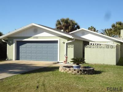 1949 N DAYTONA AVE, Flagler Beach, FL 32136 - Photo 1