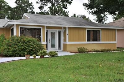 6 WAINWRIGHT PL, Palm Coast, FL 32164 - Photo 1