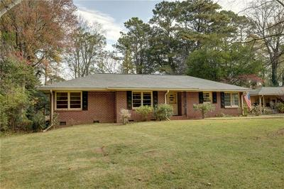 1442 CHRISTMAS LN NE, Atlanta, GA 30329 - Photo 2
