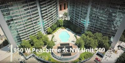 950 W PEACHTREE ST NW UNIT 509, Atlanta, GA 30309 - Photo 1