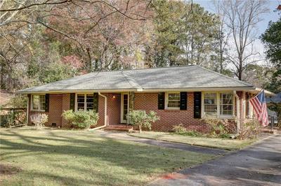 1442 CHRISTMAS LN NE, Atlanta, GA 30329 - Photo 1