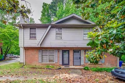 1190 FOREST VILLA DR NW, Conyers, GA 30012 - Photo 1