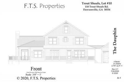 118 TROUT SHOALS RD, Dawsonville, GA 30534 - Photo 2