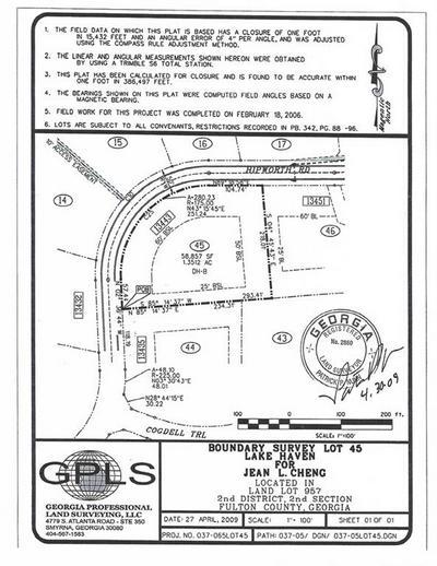 13443 HIPWORTH RD, Milton, GA 30004 - Photo 1