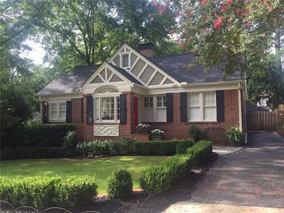 141 PEACHTREE HILLS AVE NE, Atlanta, GA 30305 - Photo 1