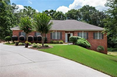 4454 GILLSVILLE HWY, Gillsville, GA 30543 - Photo 1