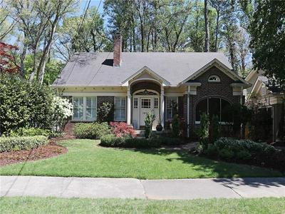 1437 N MORNINGSIDE DR NE, ATLANTA, GA 30306 - Photo 1