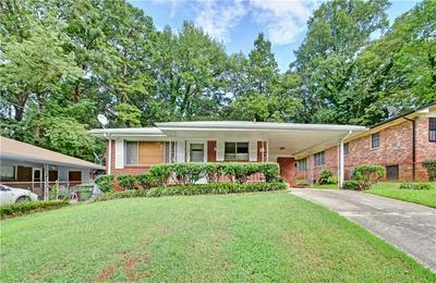 1440 WILLOW TRL SW, Atlanta, GA 30311 - Photo 1