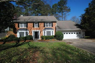 9141 BRANCH VALLEY WAY, ROSWELL, GA 30076 - Photo 1