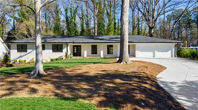 3125 WOOD VALLEY RD NW, ATLANTA, GA 30327 - Photo 2