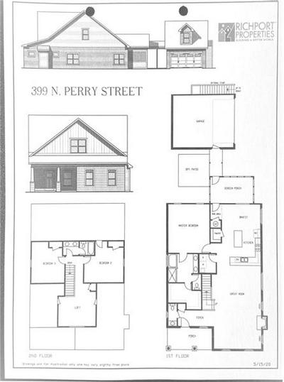 399 N PERRY ST, Lawrenceville, GA 30046 - Photo 1