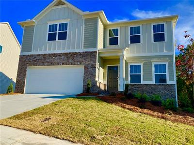 321 COPPERGATE CT, HOLLY SPRINGS, GA 30115 - Photo 1