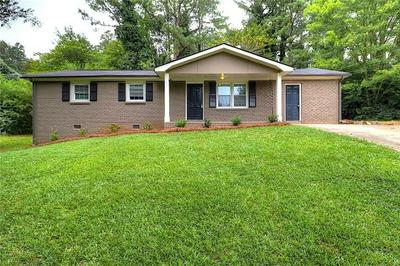 613 RAIL SPLITTER DR NE, Kennesaw, GA 30144 - Photo 1