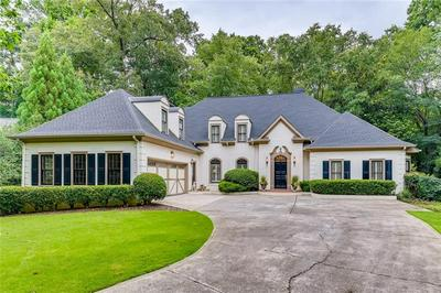 1275 WESLEY PL NW, Atlanta, GA 30327 - Photo 2