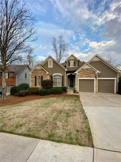 4335 CANTERBURY WALK DR, DULUTH, GA 30097 - Photo 1