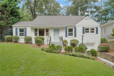 753 LONGWOOD DR NW, Atlanta, GA 30305 - Photo 1