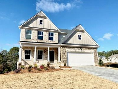 313 COPPERGATE CT, HOLLY SPRINGS, GA 30115 - Photo 1