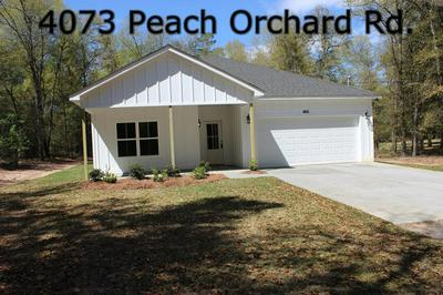 4073 PEACH ORCHARD RD, HEPHZIBAH, GA 30815 - Photo 1