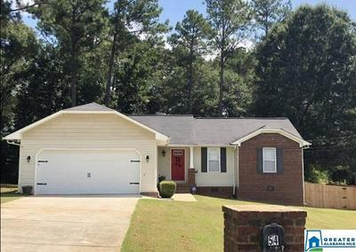54 EMMY TRCE, OXFORD, AL 36203 - Photo 1