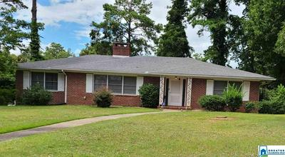 1200 CHAMPAIGN AVE, ANNISTON, AL 36207 - Photo 1