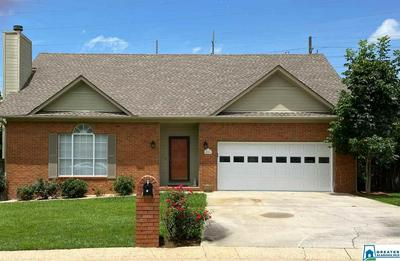 4006 SADDLE RUN CIR, PELHAM, AL 35124 - Photo 1