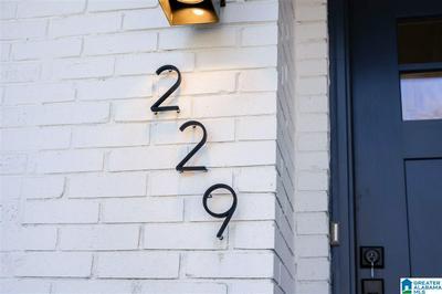 229 HILLMOOR LN, HOMEWOOD, AL 35209 - Photo 2