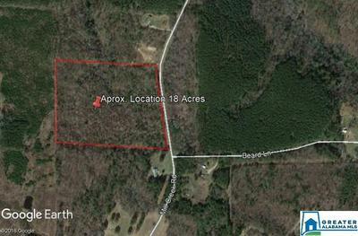 18 ACRES MILL CREEK RD # 18 ACRES, NAUVOO, AL 35578 - Photo 1