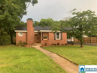 805 FRANCIS ST E, Jacksonville, AL 36265 - Photo 1