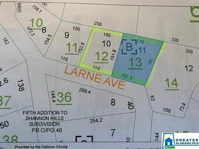LOT #10 LARNE AVE 10, Weaver, AL 36277 - Photo 1