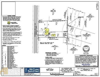 444 HILDERBRAND DR, Sandy Springs, GA 30328 - Photo 2