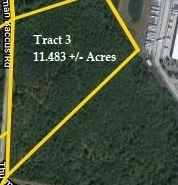 0 THURMAN BACCUS RD # LOT 3, Social Circle, GA 30025 - Photo 1
