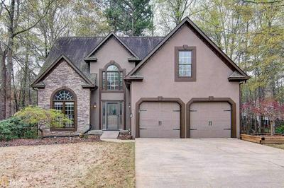616 RIDGE CROSSING DR, WOODSTOCK, GA 30189 - Photo 1