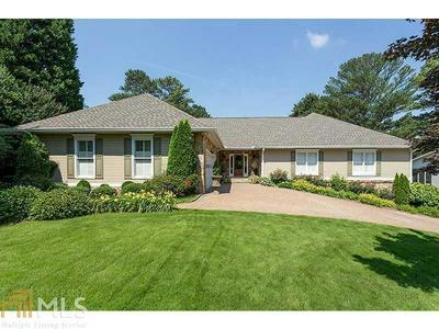 3171 COUNTRY CLUB CT NW, Kennesaw, GA 30144 - Photo 2