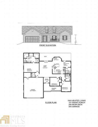 88 ADA ST, Royston, GA 30662 - Photo 1