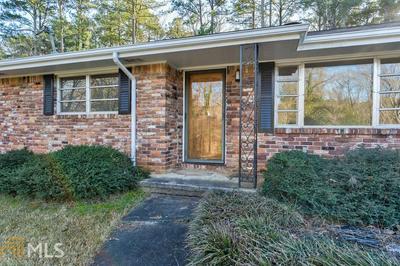 2539 SUNSET DR NE, Atlanta, GA 30345 - Photo 2