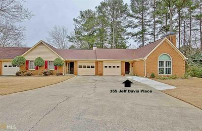 355 JEFF DAVIS PL, Fayetteville, GA 30214 - Photo 1