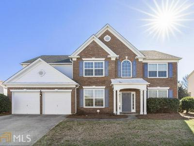 3370 SPINDLETOP DR NW, KENNESAW, GA 30144 - Photo 2