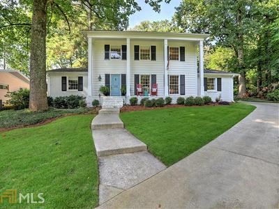 2088 VALIANT DR NE, Atlanta, GA 30345 - Photo 1