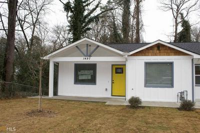 1497 EASON ST NW, Atlanta, GA 30314 - Photo 2