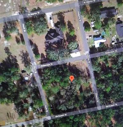 0 MCQUEEN ST, FOLKSTON, GA 31537 - Photo 2
