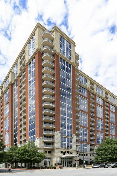 1820 PEACHTREE ST NW UNIT 1807, Atlanta, GA 30309 - Photo 1