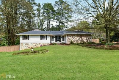 335 CHAFFIN RD, ROSWELL, GA 30075 - Photo 1