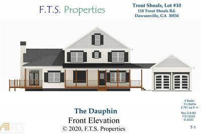 118 TROUT SHOALS RD, Dawsonville, GA 30534 - Photo 1